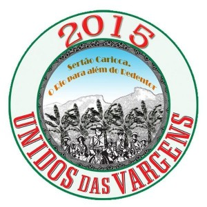 Unidos das Vargens - Logo do Enredo - Carnaval 2015