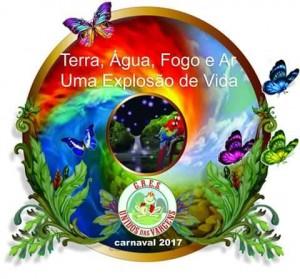 Unidos das Vargens - Logo do Enredo - Carnaval 2017