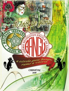 Unidos de Bangu - Logo do Enredo - Carnaval 2016