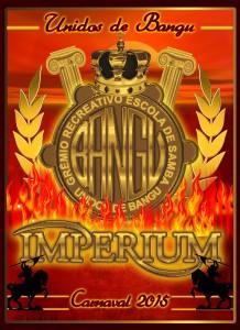 Unidos de Bangu - Logo do Enredo - Carnaval 2015