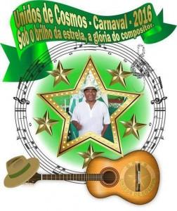 Unidos de Cosmos - Logo do Enredo - Carnaval 2016
