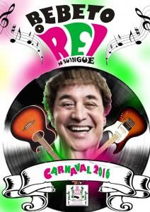 Unidos de Manguinhos - Logo do Enredo - Carnaval 2016