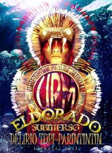 Unidos de Padre Miguel - Logo do Enredo - Carnaval 2018