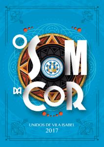 Unidos de Vila Isabel - Logo do Enredo - Carnaval 2017