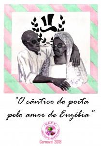 Unidos do Jacarezinho - Logo do Enredo - Carnaval 2018