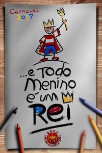 Unidos do Viradouro - Logo do Enredo - Carnaval 2017
