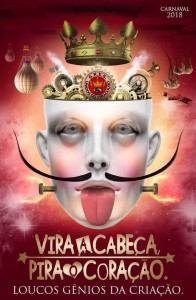 Unidos do Viradouro - Logo do Enredo - Carnaval 2018