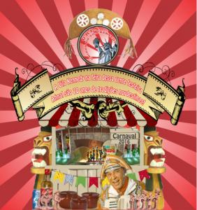 Unidos da Vila Kennedy - Logo do Enredo - Carnaval 2016