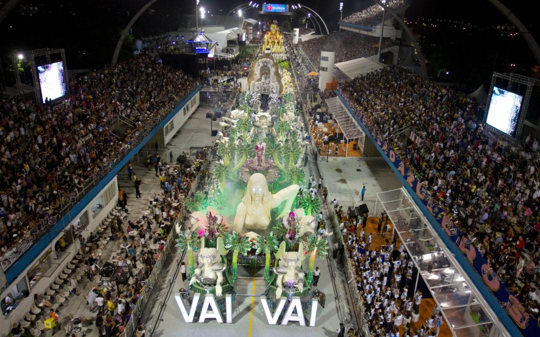 Calendário de 2019 dos ensaios técnicos do carnaval de São Paulo
