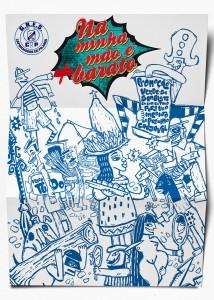 Caprichosos de Pilares - Logo do Enredo - Carnaval 2015