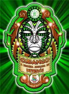 Acadêmicos do Cubango - Logo do Enredo - Carnaval 2015