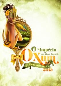 Império da Tijuca - Logo do Enredo - Carnaval 2015