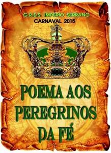 Império Serrano - Logo do Enredo - Carnaval 2015