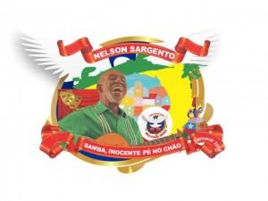 Inocentes de Belford Roxo - Logo do Enredo - Carnaval 2015