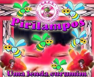Unidos do Jacarezinho - Logo do Enredo - Carnaval 2015