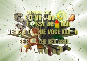 Mocidade Independente de Padre Miguel - Logo do Enredo - Carnaval 2015