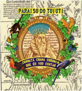 Paraíso do Tuiuti - Logo do Enredo - Carnaval 2015
