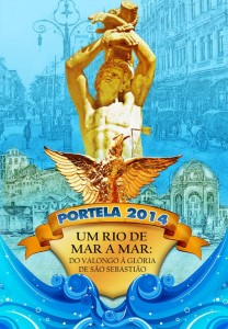 Portela - Logo do Enredo - Carnaval 2014