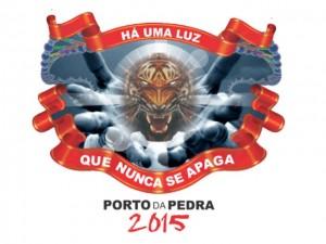 Unidos do Porto da Pedra - Logo do Enredo - Carnaval 2015