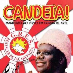 Renascer de Jacarepaguá - Logo do Enredo - Carnaval 2015