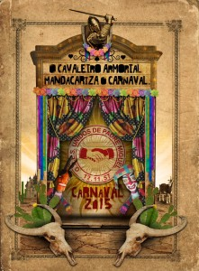 Unidos de Padre Miguel - Logo do Enredo - Carnaval 2015