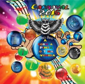 Sereno de Campo Grande - Logo do Enredo - Carnaval 2015