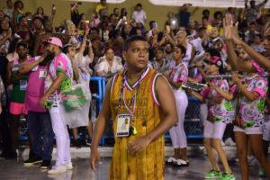Mais seis escolas realizaram seus ensaios na Sapucaí para o Carnaval 2019