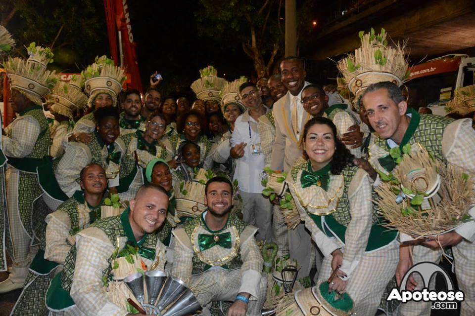 Carnaval 2017 – Série A (Sábado)