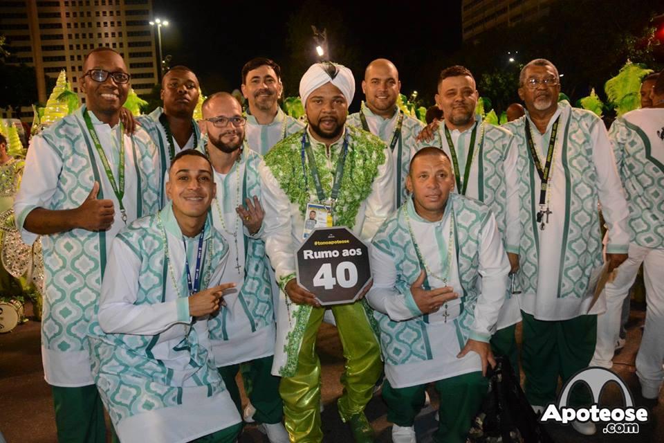 Carnaval 2017 – Grupo Especial (Segunda-Feira)