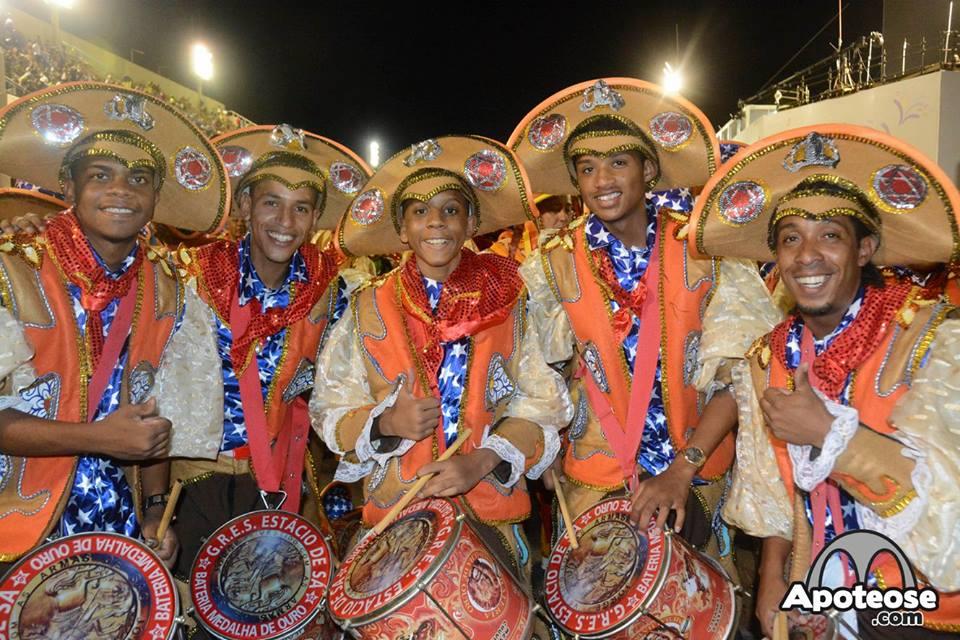 Carnaval 2017 – Série A (Sexta-Feira)